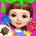 Sweet Baby Girl Cleanup 5 – Messy House Makeover 7.0.30039 MOD ( No Ads)