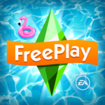 The Sims FreePlay MOD 5.64.0 ( Life Point Lotus)
