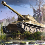 World of Tanks Blitz PVP MMO 3D tank game for free 8.4.0.700 MOD (Unlimited Gold)