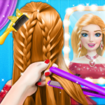 Braided Hairstyle Salon: Make Up And Dress Up MOD  0.9