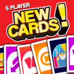 Card Party! Uno Online Games with Friends Family MOD ( A chunky wallet of coins) 10000000093