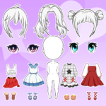 Chibi Dolls: Dress up Games & Avatar Creator MOD ( Open all items without ads) 1.0.7