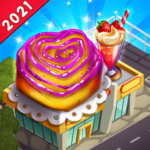 Cook n Travel: Cooking Games Craze Madness of Food MOD 3.2