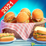 Crazy Diner: Crazy Chef's Cooking Game MOD ( A Handful of Diamonds) 1.2.0