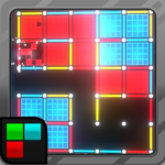 Dots and Boxes (Neon) 80s Style Cyber Game Squares MOD  2.1.34