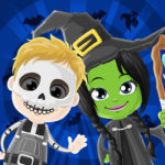 Halloween Costumes & Games MOD ( Purchase All) 2.1