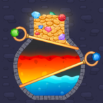 How To Loot: Pull The Pin & Rescue Princess Puzzle MOD ( Ch.1: Wunderlootz's Punishment) 1.4.4