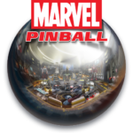 Marvel Pinball MOD 1.8.1  ( Guardians of the Galaxy Table)
