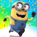 Minion Rush: Despicable Me Official Game MOD ( Stack of Tokens) 8.0.1a