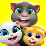 My Talking Tom Friends MOD ( Plate of coins) 1.7.4.5