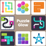 Puzzle Glow : Brain Puzzle Game Collection MOD ( Remove Ads) 2.1.41