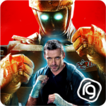 Real Steel MOD 1.84.49 ( Build Your Own Robot)