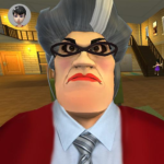 Scary Evil Teacher 3D Game Creepy Spooky Game 2020 MOD ( Buy All Levels) 3.5