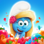 Smurfs Bubble Shooter Story MOD ( Coin Pack 1) 3.05.010003