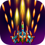 Space Shooter – Galaxy Attack MOD ( 6 Crystals) 1.50