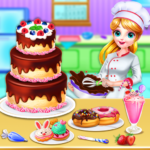 Sweet Bakery Chef Mania: Baking Games For Girls MOD   4.6