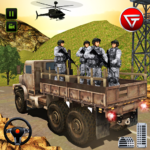 US Army Truck Driving 2021: Real Military Truck 3D MOD  1.0.8