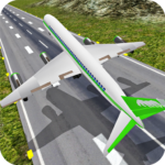 Airplane Fly 3D : Flight Plane MOD 3.7  ( Stack of 50.000 Coins)