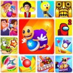 All Games, Puzzle Game, New Games MOD  1.22