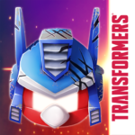 Angry Birds Transformers MOD 2.13.0 ( Handful of Gems)