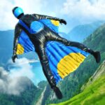 Base Jump Wing Suit Flying MOD 1.3 ( Remove ads)