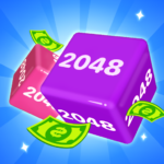 Chain Cube 3D: Drop The Number 2048 MOD 1.0.5