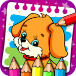Coloring & Learn Animals – Kids Games MOD 1.138