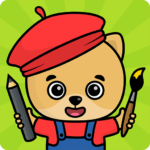Coloring and drawing for kids MOD ( Full version) 3.111