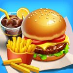 Cooking City: chef, restaurant & cooking games MOD ( Gems 50) 2.22.5063