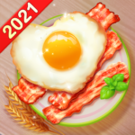 Cooking Frenzy®️ Restaurant Cooking Game MOD ( A Handful of Diamonds) 1.0.58