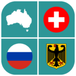 Geography Quiz – flags, maps & coats of arms MOD 1.5.30