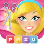 Girls Hair Salon – Hairstyle makeover kids games 2.93 MOD ( )FULL GAME PACK – unlock ALL characters and special items kit