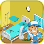 Hospital repair and cleanup MOD 1.2