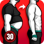 Lose Weight App for Men – Weight Loss in 30 Days MOD (Premium Yearly) 1.0.36