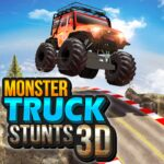Monster Truck Game: Impossible Car Stunts 3D MOD 1.0.9