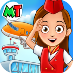 My Town : Airport. Free Airplane Games for kids MOD  1.03