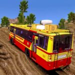 Offroad Coach Simulator : Offroad Bus Games 2021 MOD ( Purchase Bus) 4