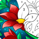 Paint by Number: Free Coloring Games – Color Book MOD 1.17 (Paint By Number Coloring Book)