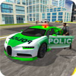 Police Chase Real Cop Driver 3d MOD  1.6