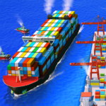 Sea Port: Ship Games & Transport Tycoon Strategy MOD (Special Pack IV ) 1.0.186