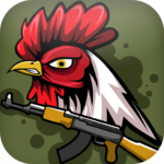 Soldiers and Chickens MOD ( Double Coins FOREVER) 1.2.0