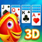Solitaire 3D Fish MOD (Coin Pack E) 1.0.28