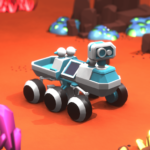 Space Rover: idle planet mining tycoon simulator MOD 1.127