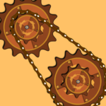 Steampunk Idle Spinner: Coin Machines MOD ( No Ads + everything 2x cheaper) 2.1.3