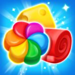 Sweet Crunch – Matching, Blast Puzzle Game MOD (Gold) 1.5.3