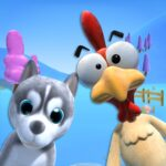 Talking Puppy And Chick MOD 1.34 ( My Talking Pet Pro)