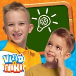 Vlad and Niki – Smart Games MOD 2.7  ( Remove ads and Unlock)