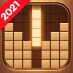 Wood Block Puzzle – Free Classic Brain Puzzle Game MOD 1.5.9 ( One month VIP membership)