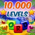 Wordy: Hunt & Collect Word Puzzle Game MOD ( Coin Pack) 1.2.7
