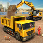 City Construction Truck Game 1.7 MOD (Remove ads)
